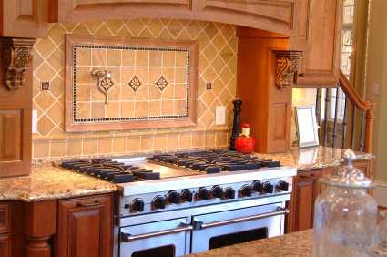 luxury kitchen Mesquite NV home