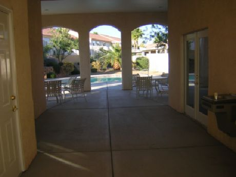 Mesquite NV Townhome association pool