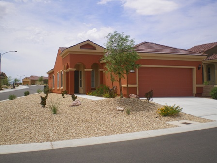 Sun City Mesquite Home for Sale