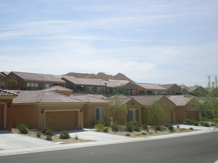 Sun City Mesquite Homes in Nevada