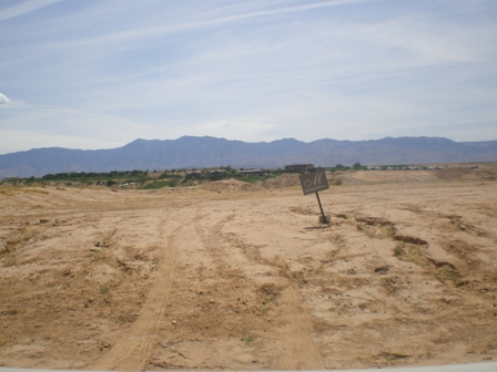 Lots for sale in Mesquite Nevada