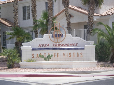 Mesa Townhomes in Mesquite Nevada