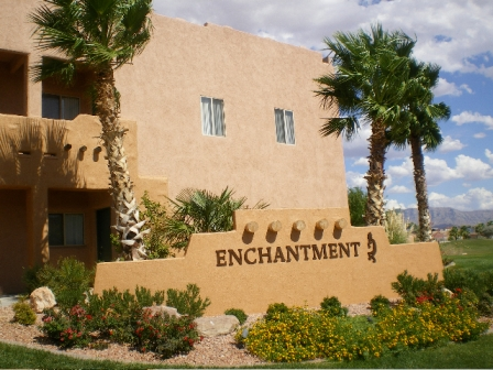 Enchantment Condos in Mesquite