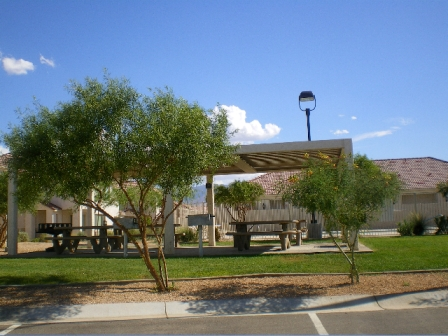Common Areas at the Springs Condos Southern Nevada