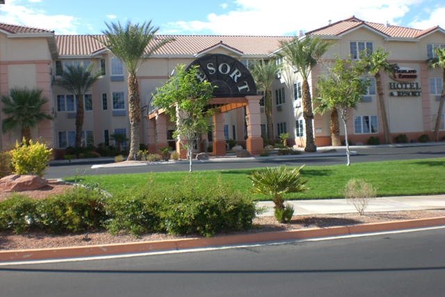 Highland Estates Hotel in Mesquite Nevada