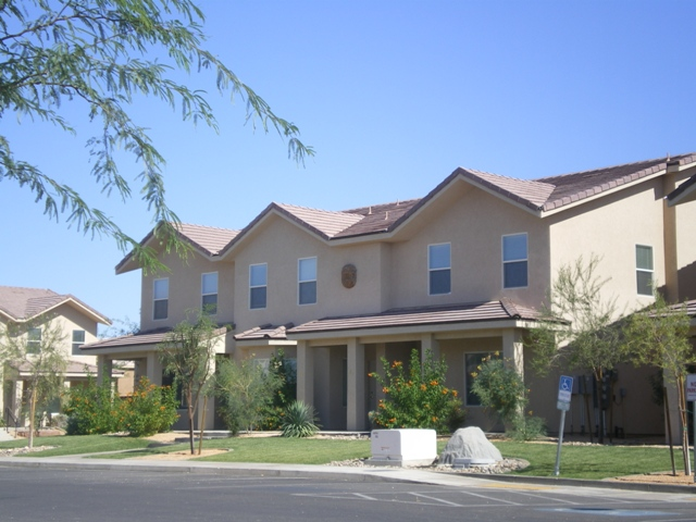 Riverside Townhomes in Mesquite NV