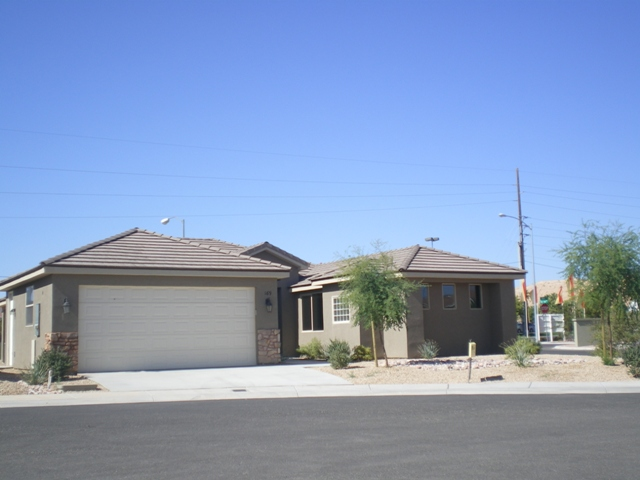 Santa Theresa Homes in Mesquite Nevada