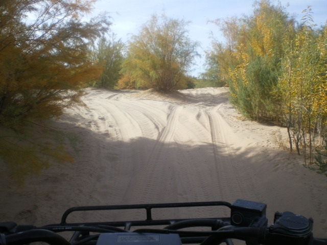 Mesquite Nevada ATV Trails