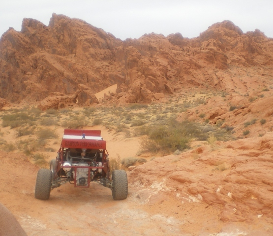 Nevada ATV Trails