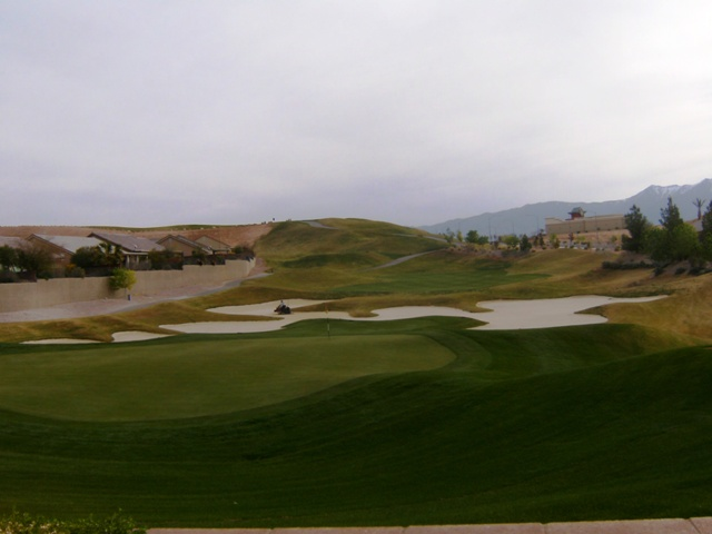 View of Mesquite Golf Course