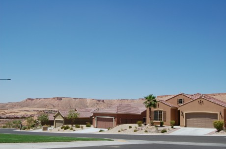 Sun City Mesquite Homes