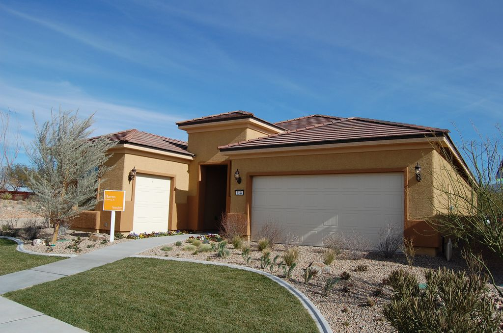 Sun city mesquite new models homes nv for Home models and prices
