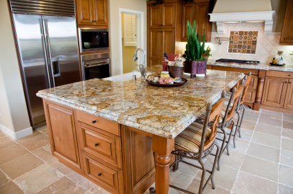 kitchen in upscale mesquite nevada homes