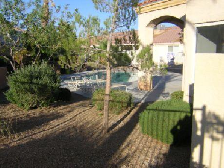 Pool in Mesquite Nevada Scenic View HOA