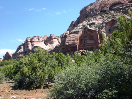 kolob canyon hiking and ATV trails