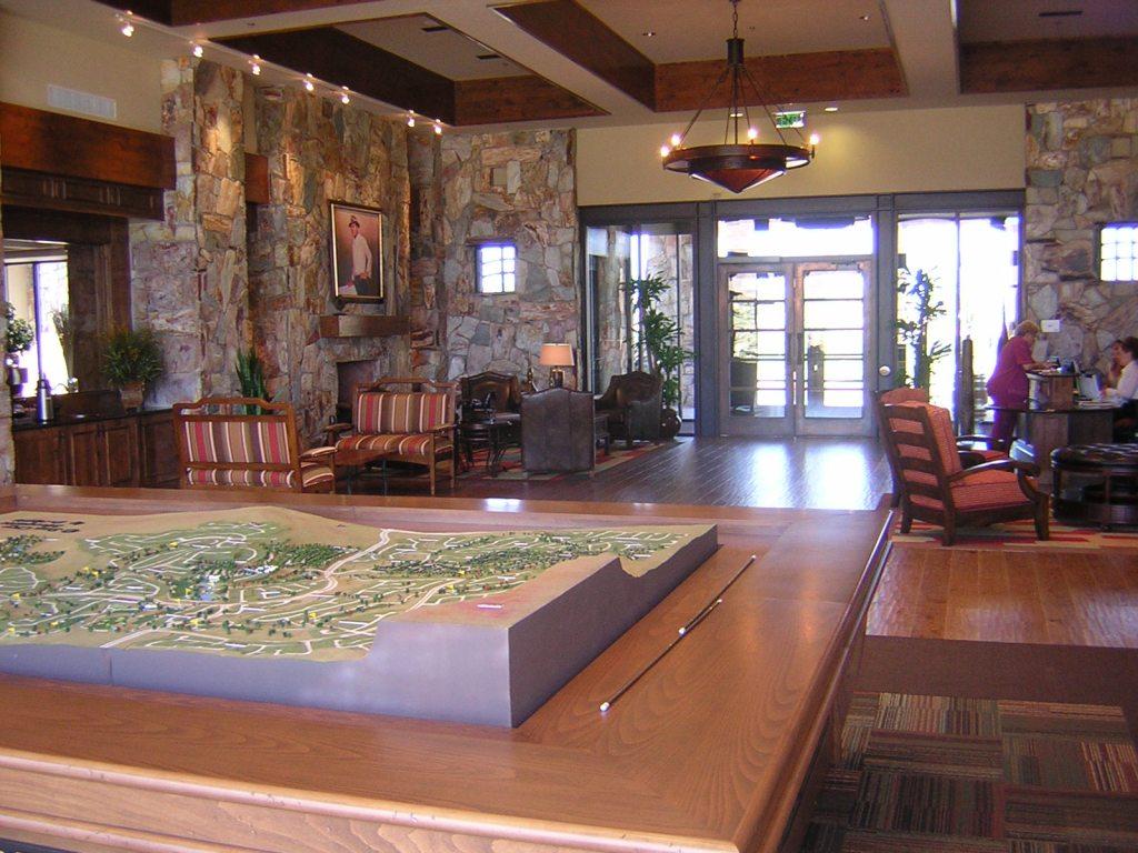 Del Webb Real Estate Sales Center