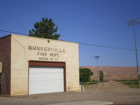 Bunkerville Fire Dept