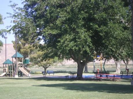 Park area