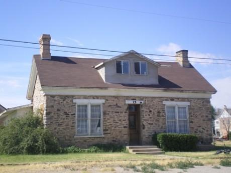 Bunkerville homes