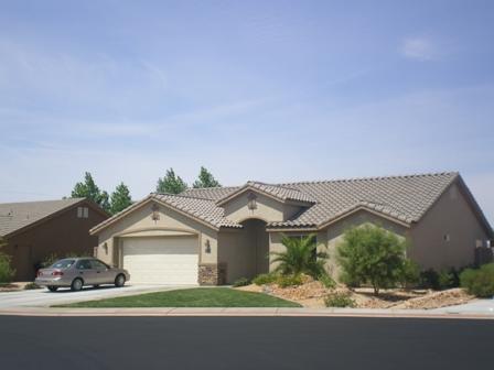 Trailside Homes in Mesquite Nevada