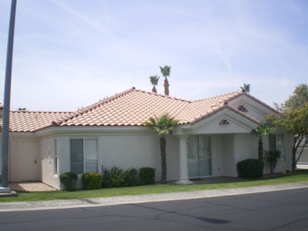 Mesquite NV Townhomes