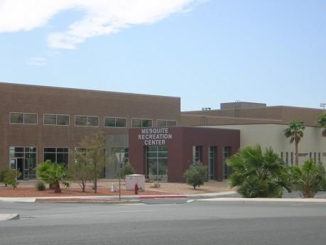 mesquite recreation center