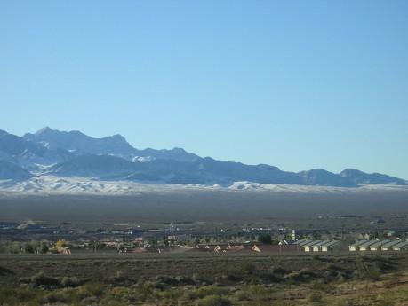 mesquite nevada winter
