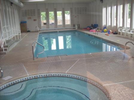 Association Pool in Beaver Dam Arizona