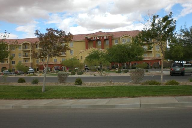 Mesquite Nevada Hotels - Falcon Ridge Hotel
