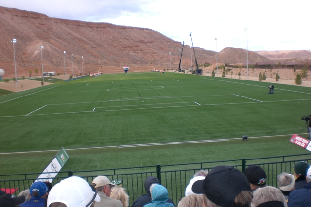 World Long Drive held in Mesquite NV