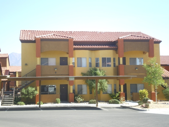 Hawk Ridge Condos in Mesquite NV