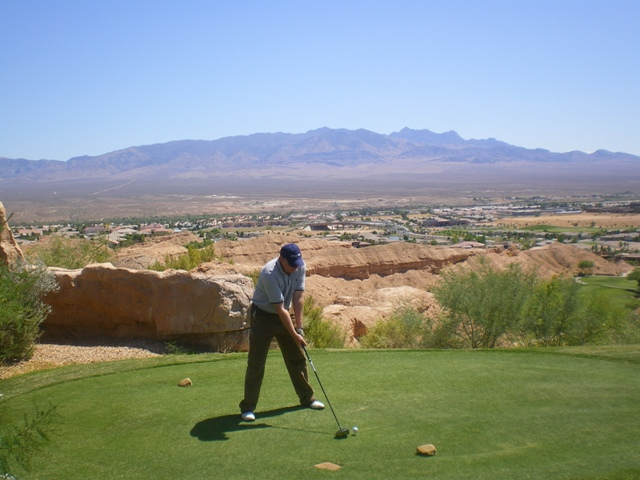 Golf Mesquite NV