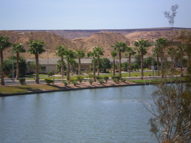 View of Lake near Redd Hills