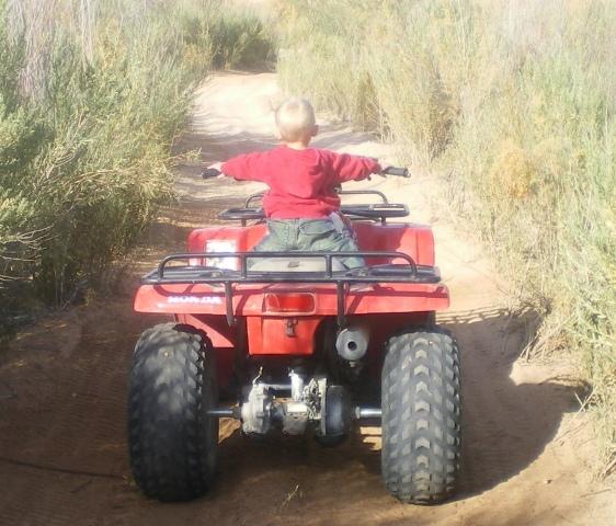 ATV trails in Nevada