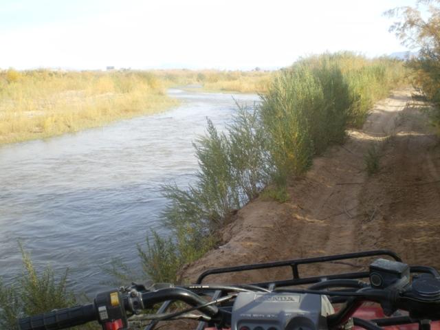ATV Trails near Virgin River