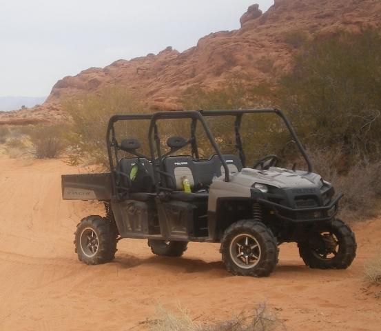 ATV in Southern Nevada
