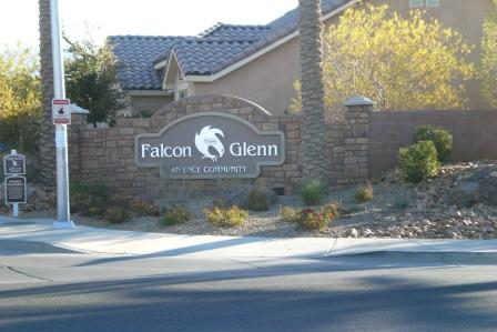 Falcon Glenn Mesquite NV