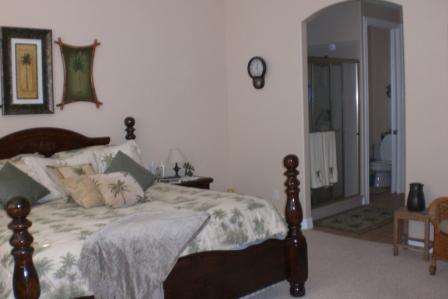 bedroom in 55+ mesquite