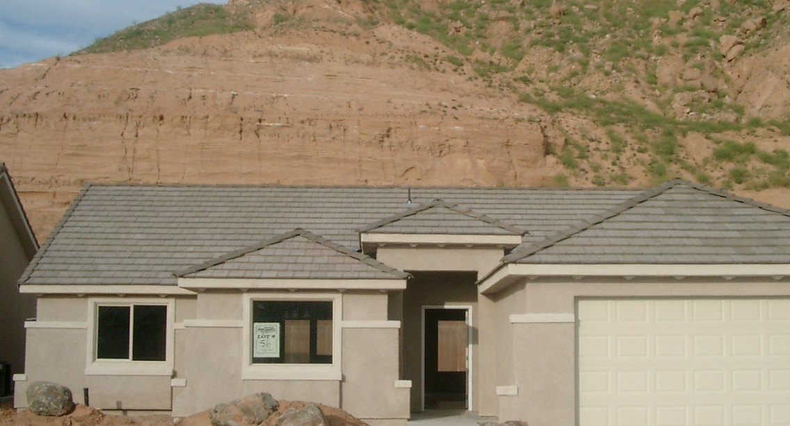 Southwestern Home Roofs Homes Nv