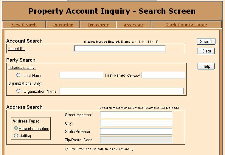 Clark County Nv Property Tax Bills